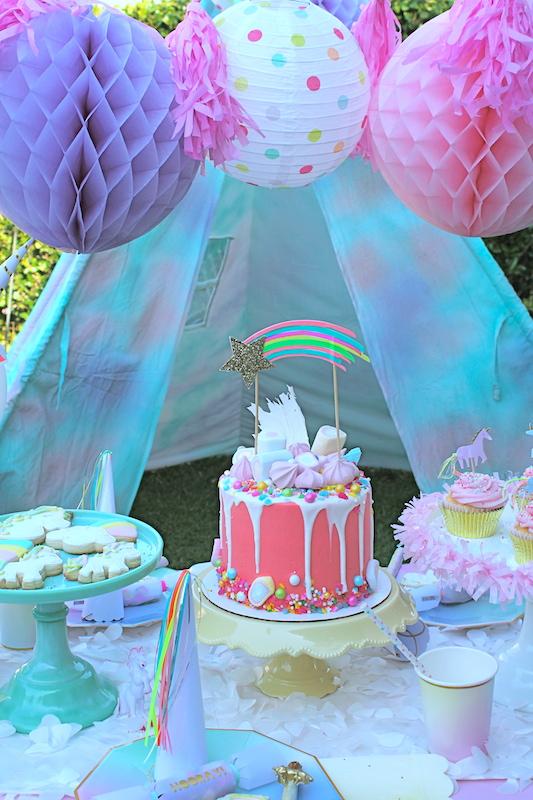 Unicorn Party Ideas Laura S Little Party