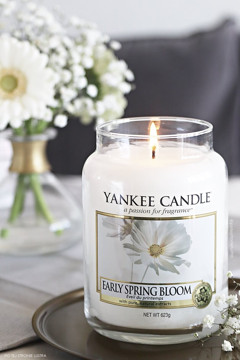 early spring bloom yankee candle