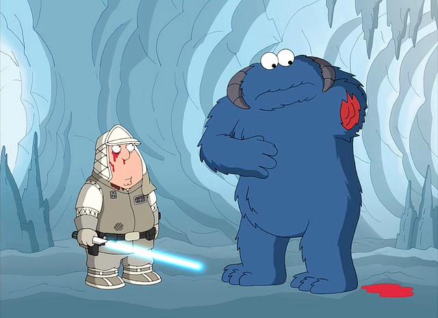 Star Wars Family Guy