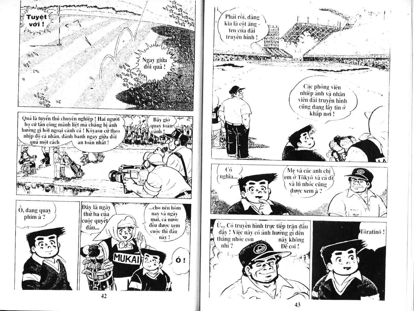 Ashita Tenki ni Naare chapter 43 trang 18