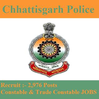 Chhattisgarh Police, CG Police, freejobalert, Sarkari Naukri, CG Police Admit Card, Admit Card, cg police logo