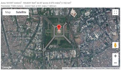 Menghitung Jumlah Peserta Reuni 212 dengan Map Developers