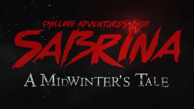 O Mundo Sombrio de Sabrina - Um Conto de Inverno