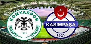 Kasımpaşa - Konyaspor maçını canlı izle 17 mayıs 2019