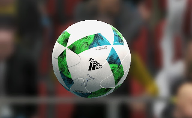 PES 2013 Adidas UEFA Super Cup 2016 Ball by Goh125