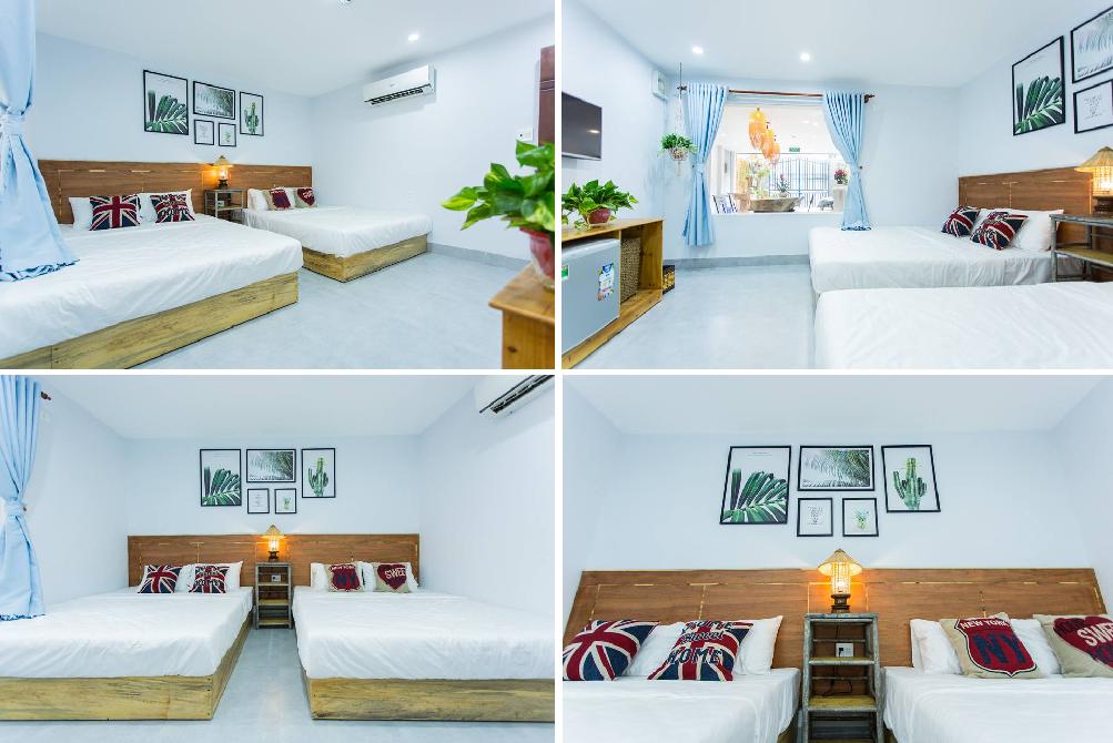 Homestay Nhà của tui: Lạc lối trong những căn phòng đáng yêu ở Quy Nhơn