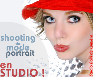 Shooting mode et portrait