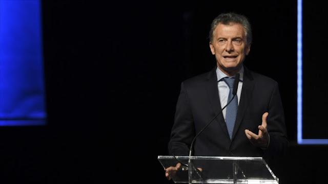 Economía de Argentina hace sonar las alarmas internacionales