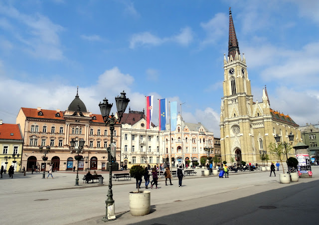 Liberty Square - Novi Sad