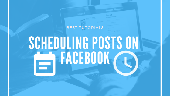 Schedule A Post On Facebook<br/>