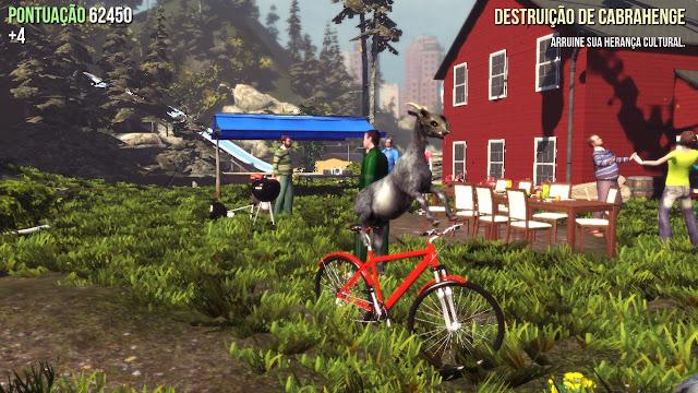 Goat Simulator For Free