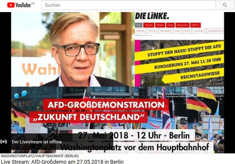Dietmar Bartsch / AfD