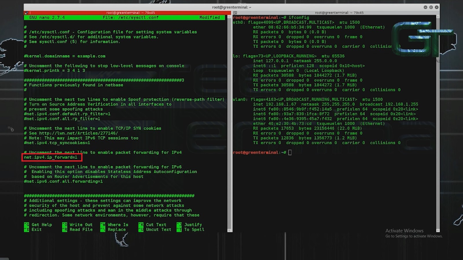 Unable to start server with either ipv4 or ipv6 exiting