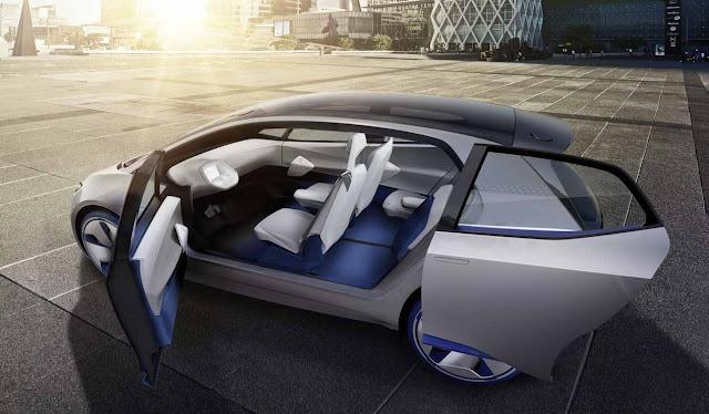 Cerca Volkswagen conducción autónoma