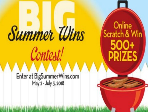 Giant Tiger Big Summer Wins Contest