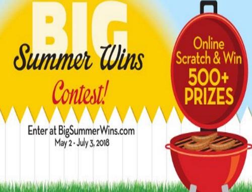 Giant Tiger Big Summer Wins Contest