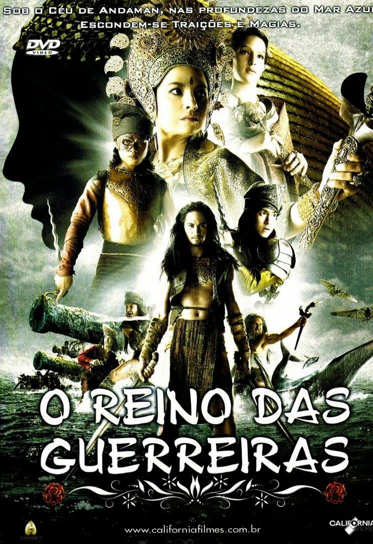 O Reino das Guerreiras – Dublado (2008)