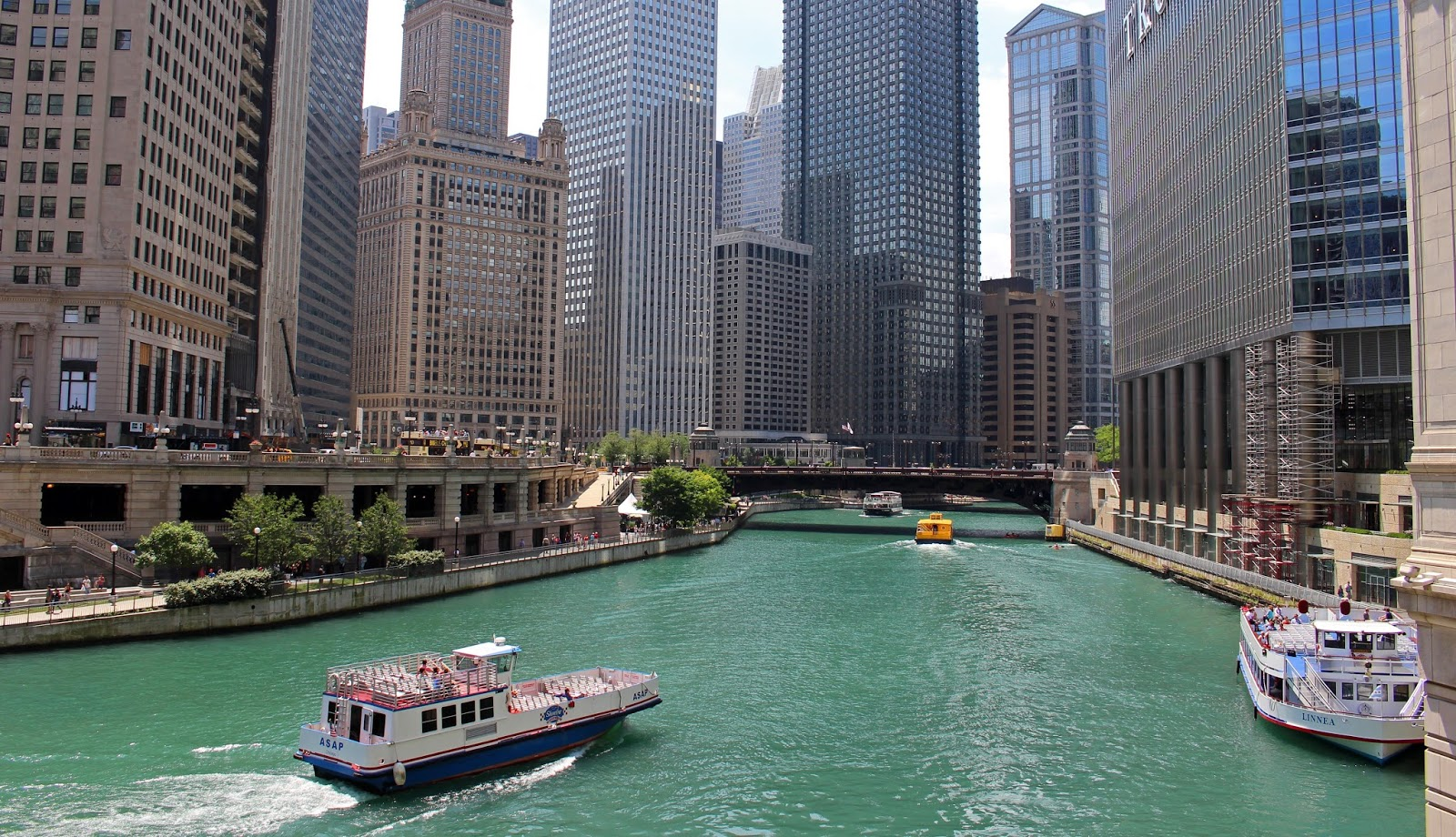 One Of My Choices Was The Official Architecture Foundation River Cruise With Chicago S First Lady
