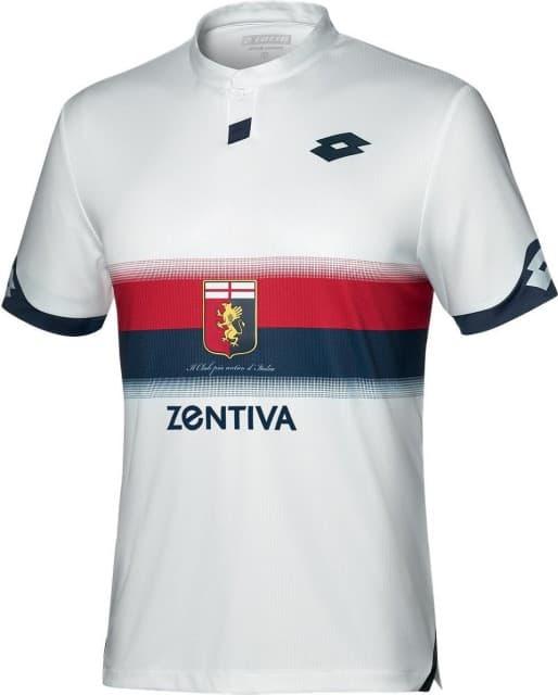 ジェノアCFC 2018-19 ユニフォーム-アウェイ
