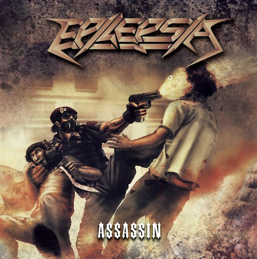 EPILEPSIA - Assassin (2014) - Descargas Rock Metal | Dargedik.com