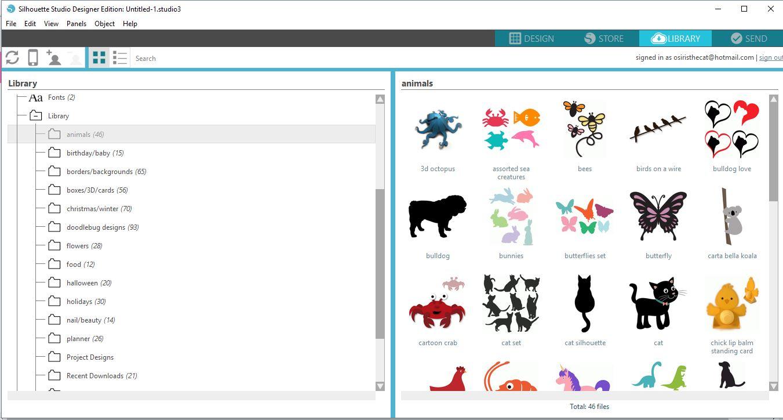 Object to path feature in Silhouette Designer Studio V4 | Design Bundles