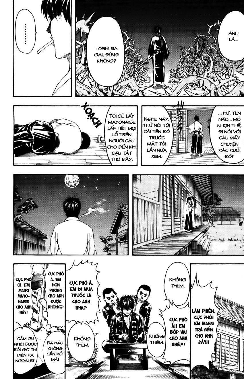 Gintama Chap 366 page 19 - Truyentranhaz.net