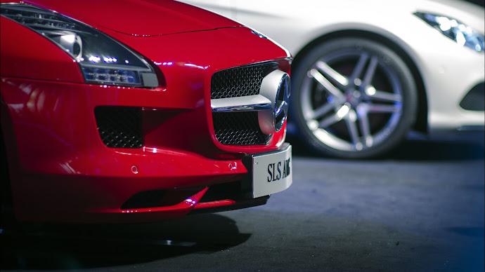 Wallpaper: Cars. Automotive. Sports Model. Mercedes AMG