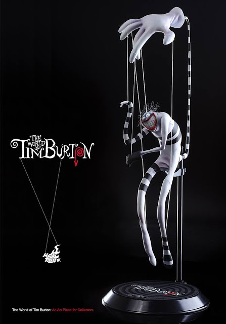 The World of Tim Burton: An Art Piece for Collectors by Hot Toys