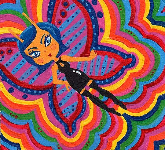Ilustración de Maria Paula Acero Guevara aka Acero