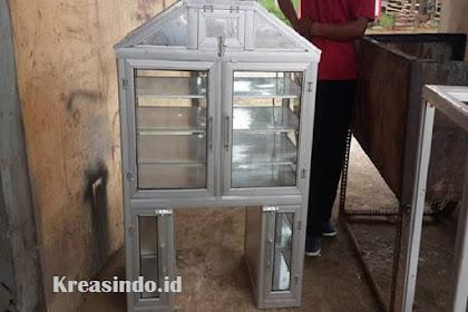 Jasa Gerobak Roti Aluminium di Motor layanan di Serang Banten