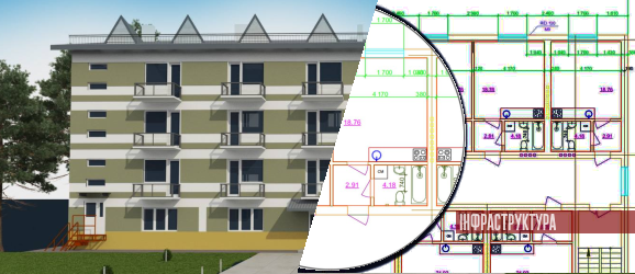 будувати будинки для сержантів