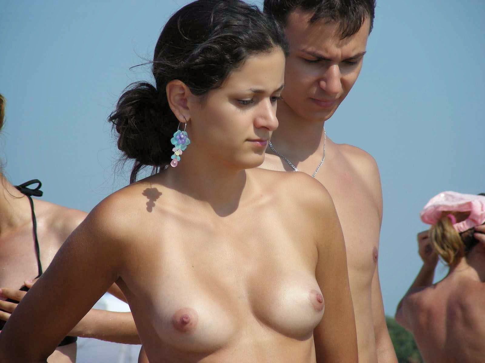 Scale Nudist girls hot beach sex