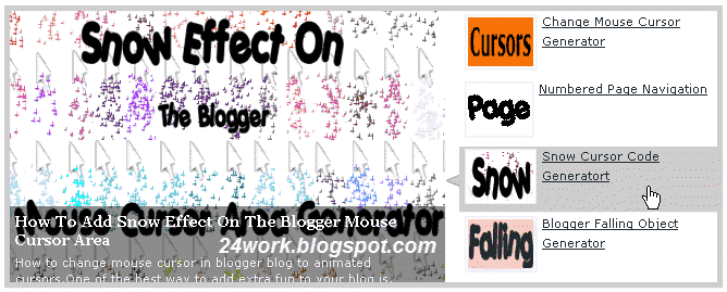 Featured Content Slider for Blogger Using jQuery