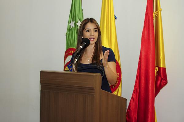 Resultado de imagen para Diana Cristina Hernández Correa, Directora de Comunicaciones de la Gobernación de Risaralda