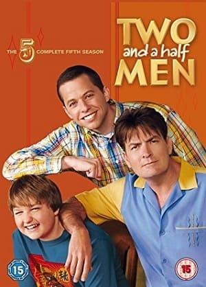 Dois Homens e Meio - 5ª Temporada Torrent 720p / BDRip / Bluray / HD / HDTV Download