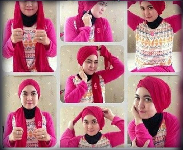 iii. Tutorial Hijab Kreasi