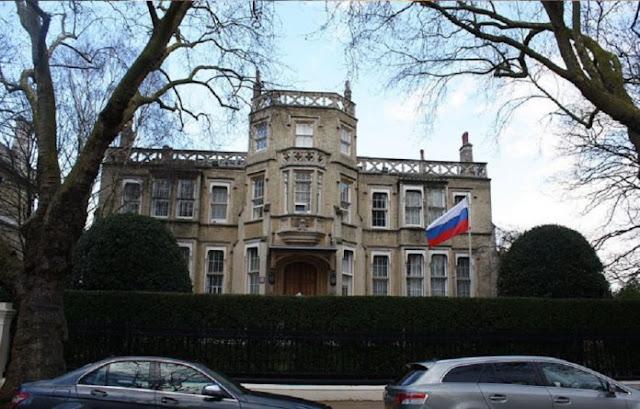 Rusia expulsará a diplomáticos británicos, relaciones entre los países se degradan