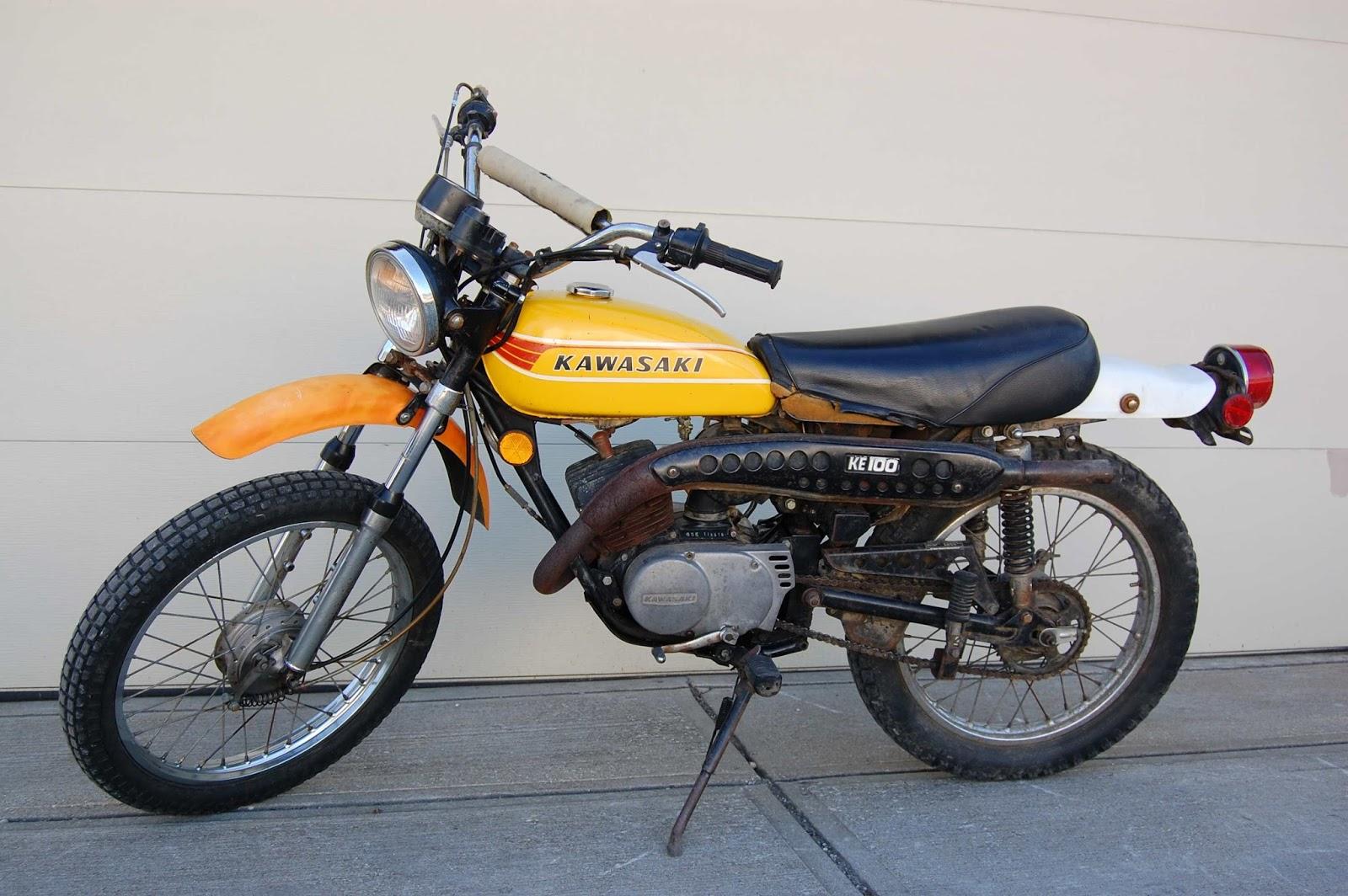 1987 Kawasaki Bayou 300 Wiring Diagram Molex To 6 Pin Ke 100 Greenstreak ~ Elsavadorla