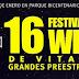 La nueva versión del Festival de cine Wikén Vitacura comienza este  4 de enero