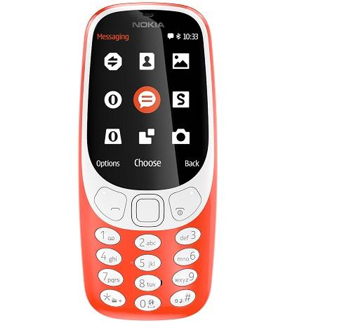 مواصفات Nokia 3310 لـ 2017