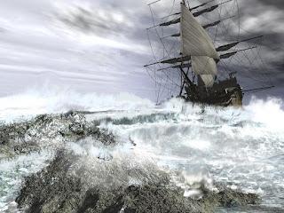 A tempestade que traz vitória!