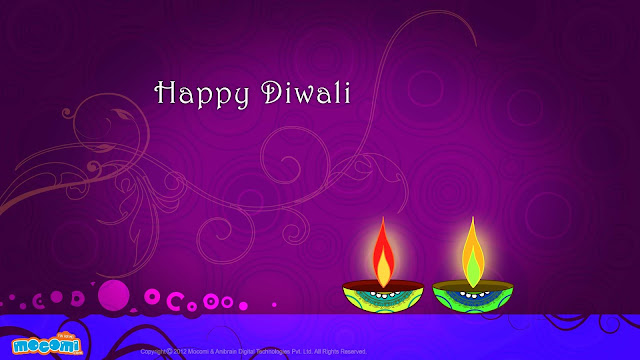 wallpaper of happy diwali 2016