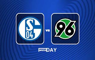 Schalke vs Hannover – Highlights