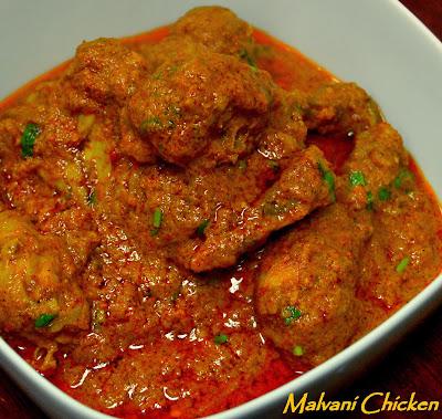 Malvani Chicken | Chicken Curry