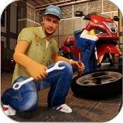 Game Moto Mechanic Sim: Bike & Quad Download