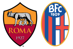 BOCORAN BOLA LIGA ITALIA AS ROMA Vs BOLOGNA