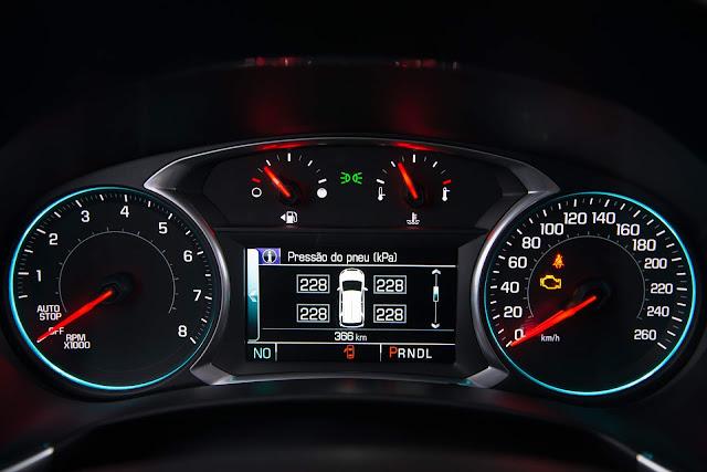 Chevrolet Equinox 2018 - Brasil