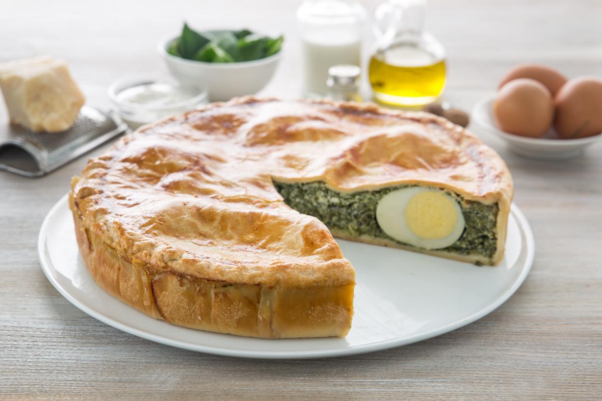 Torta pasqualina con il bimby tm5 ricette bimby tm5 for Ricette bimby torte