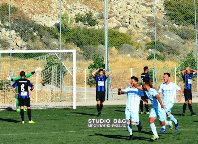 2-0 ο Αργοναύτης με τον Πορτοχελιακό