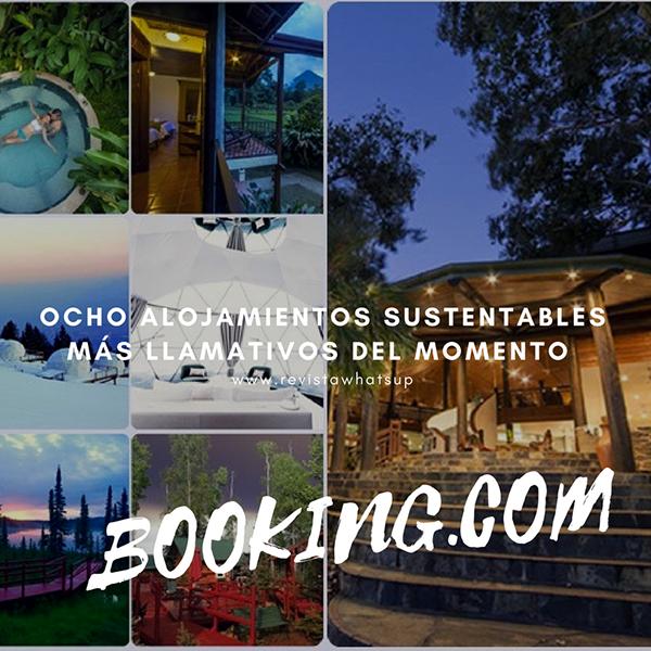 ocho-alojamientos-sustentables-Booking-com-turismo-viajes